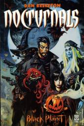 Nocturnals (The) (1995) -INT- Black Planet