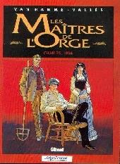 Les maîtres de l'Orge -1Pub1- Charles, 1854