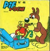 Pif Poche -46- Pif Poche n°46