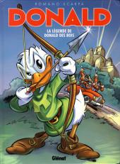 Donald (Histoires longues) -1- La légende de Donald des bois