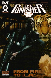 Punisher (One shots, Graphic novels) -INT- Punisher: From first to last