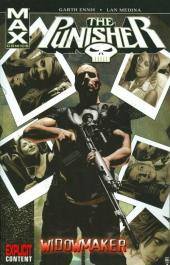 Punisher MAX (Marvel comics - 2004) (The) -INT08- Widowmaker