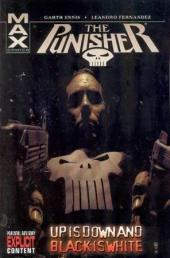 Punisher MAX (Marvel comics - 2004) (The) -INT04- Up is down and black is white