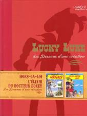 Lucky Luke - Les Dessous d'une création (Atlas) -19- Hors-La-Loi / L'Elixir du Docteur Doxey
