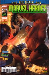 Marvel Heroes (Marvel France - 2011) -2- Ni homme ni bête