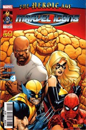 Marvel Icons (Marvel France - 2011) -2- Éléments premiers
