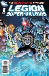 Legion of Super-Heroes (2010) -OS- Legion of super-villains : when evil calls
