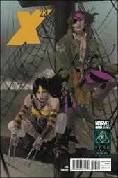 X-23 (2010) -7- Songs of the orphan child part 4