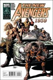 New Avengers (The) (2010) -10- New avengers 1959