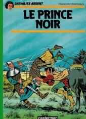 Chevalier Ardent -1b1987- Le prince noir