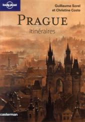 (AUT) Sorel - Prague - Itinéraires