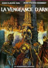 Arn -1a1988- La vengeance d'Arn