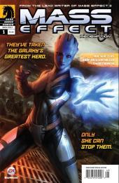 Mass Effect: Redemption (2010) -1- Redemption #1