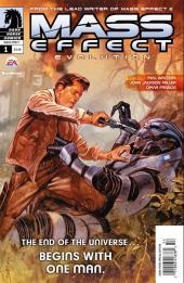 Mass Effect: Evolution (2011) -1- Evolution #1