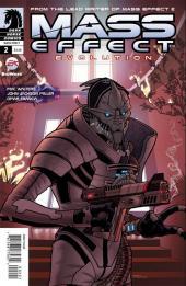 Mass Effect: Evolution (2011) -2VC- Evolution #2