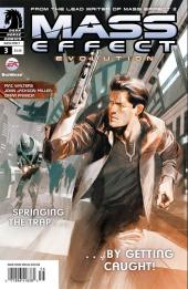 Mass Effect: Evolution (2011) -3- Evolution #3