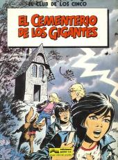 Club de los cinco (El) -4- El Cementerio de los Gigantes