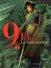 9 Têtes -1- La Malle écarlate
