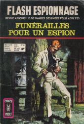 Flash espionnage (1re série - Arédit) -45- Funérailles pour un espion
