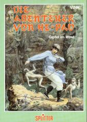 Abenteuer von He-Pao (Die) -4- Gipfel im Wind