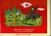 Sylvain et Sylvette (Triomphe) -5- Les ruses de sylvain