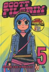 Scott Pilgrim -5- Scott Pilgrim vs the Universe