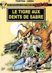 Tiger Joe -63- Le tigre aux dents de sabre