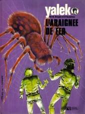 Yalek -2a1974- L'araignée de fer