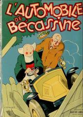 Bécassine -14b- L'automobile de Bécassine