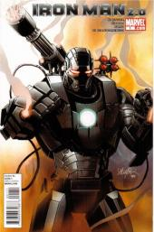 Iron Man 2.0 (2011) -1- Palmer addley is dead part one