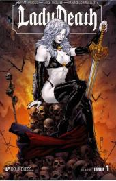 Lady Death (2010) -1- Lady death #1