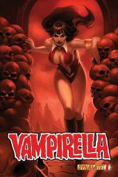 Vampirella (2010) -1C- Crown of worms part 1 : red right hand