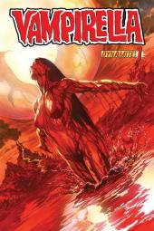 Vampirella (2010) -1D- Crown of worms part 1 : red right hand