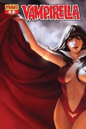 Vampirella (2010) -3- Crown of worms part 3 : the lesser evil