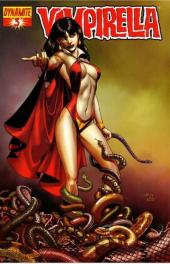 Vampirella (2010) -3B- Crown of worms part 3 : the lesser evil