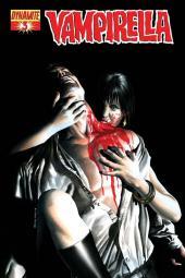 Vampirella (2010) -3C- Crown of worms part 3 : the lesser evil