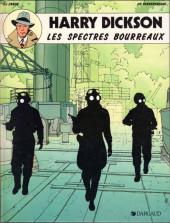 Harry Dickson (Vanderhaeghe/Zanon) -2- Les spectres bourreaux