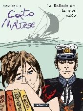 Corto Maltese (Couleur Format Normal) -3b- La ballade de la mer salée