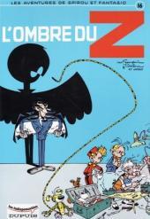 Spirou et Fantasio -16Ind- L'ombre du Z