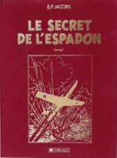 Blake et Mortimer (Historique) -1TL- Le Secret de l'Espadon - Tome I