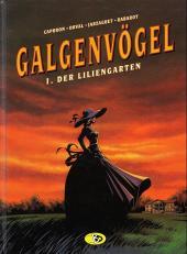 Galgenvögel -1- Der liliengarten