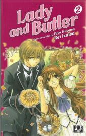 Lady and Butler -2- Tome 2