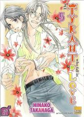 Tyrant who fall in love (The) -5- Tome 5