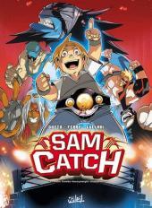 Sam Catch -1- John Combo heavyweight champion