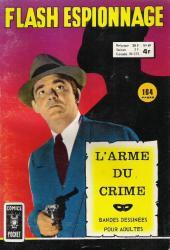 Flash espionnage (1re série) -69- L'arme du crime