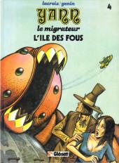 Yann le migrateur -4- l'Île des fous