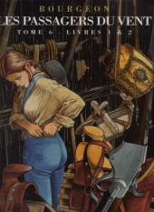 Les passagers du vent -INTFL3- Tome 6 - Livres 1 & 2
