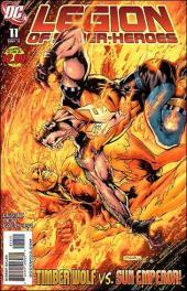 Legion of Super-Heroes (2010) -11- False start