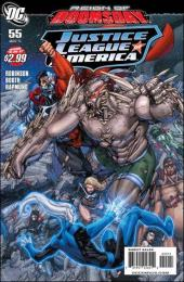 Justice League of America (2006) -55- Eclipso rising part 2 : mayhem