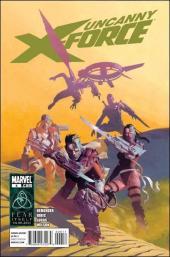 Uncanny X-Force (2010) -6- Deathlock nation part 2